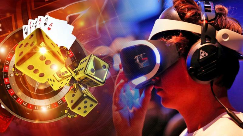 VR gambling