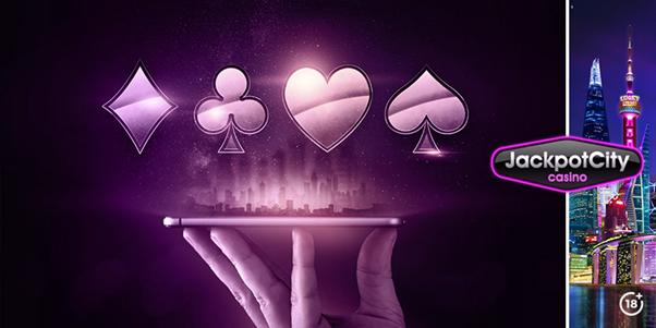 Casino en ligne JackpotCity : Poker en ligne