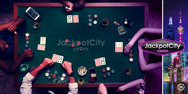 Casino en ligne JackpotCity : poker vidéo