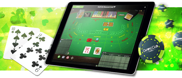 online baccarat online casino gaming club