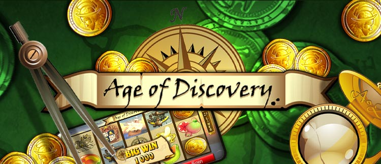 Age of Discover Online Slot Gaming Club