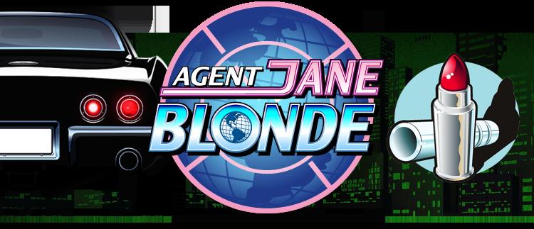 Agent Jane Blonde Online Slot Game Gaming Club Online Casino
