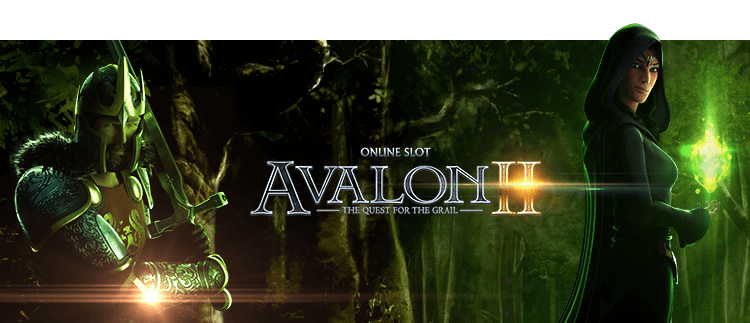 Avalon 2 Online Slot Game Gaming Club