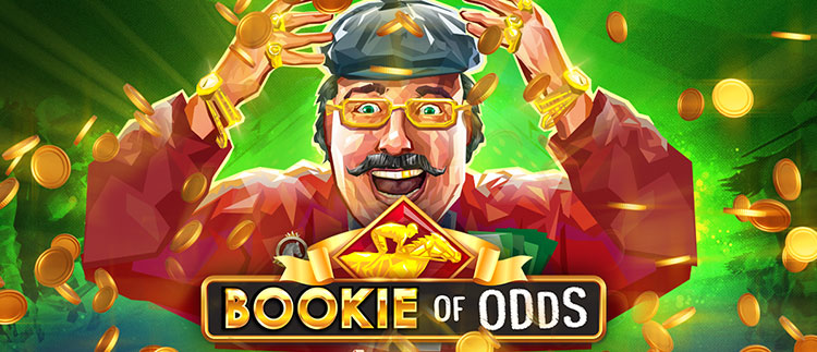 Bookie of Odds Online Slot Game Gaming Club Casino