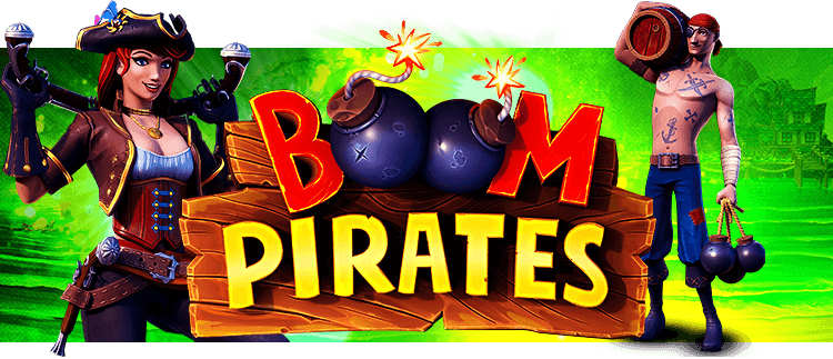 Boom Pirates Online Slot Game Gaming Club Casino