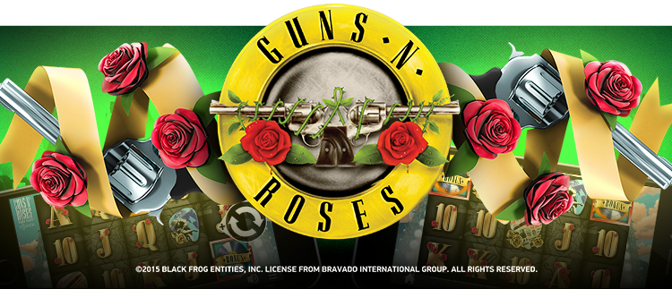 Guns N' Roses online slots gaming club