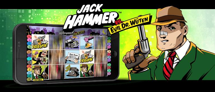 Jack Hammer online slots gaming club
