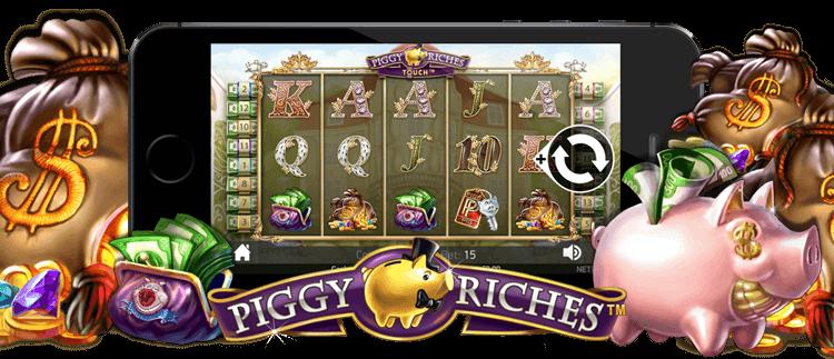 Piggy Riches online slots gaming club