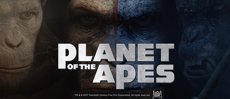planet of the apes online slots gaming club