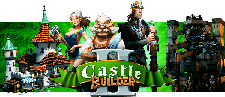 Castle Builder II Online Slot Game Gaming Club Casino