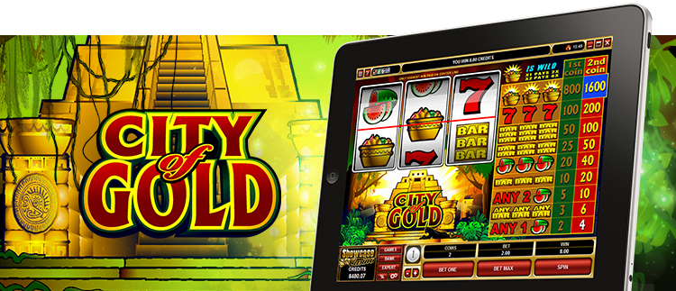 City of Gold Online Slot Gaming Club