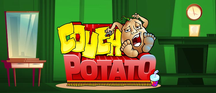 Couch Potato Online Slot Game Gaming Club Casino