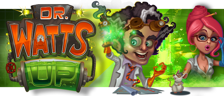 Dr Watts Up online slots gaming club