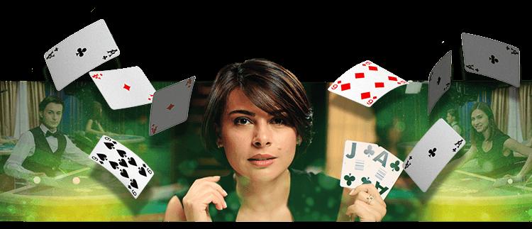 Evolution Live Blackjack Gaming Club Online Casino