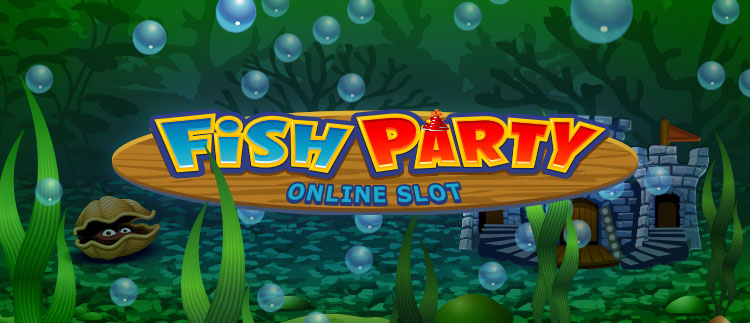 Fish Party Online Slot Game Gaming Club Online Casino Mobile
