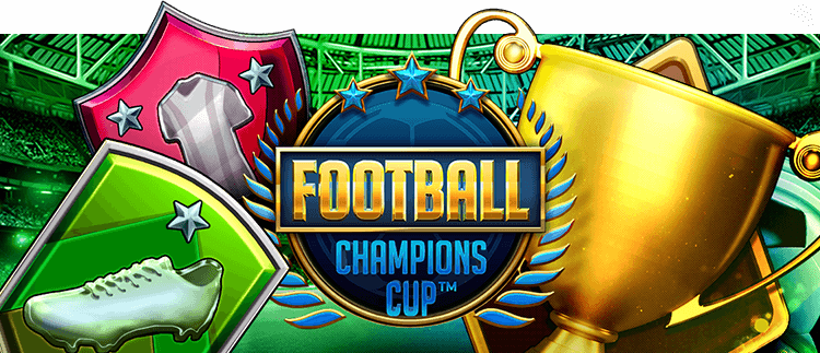 Football Champions Cup online slots gaming club