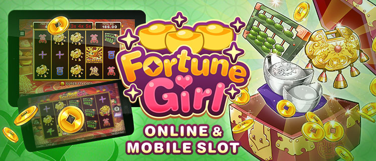 Fortune Girl Online Slot Game Gaming Club Online Casino Mobile