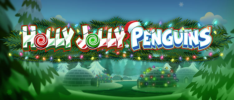 Holly Jolly Penguins Online Slot Game Gaming Club Online Casino Mobile