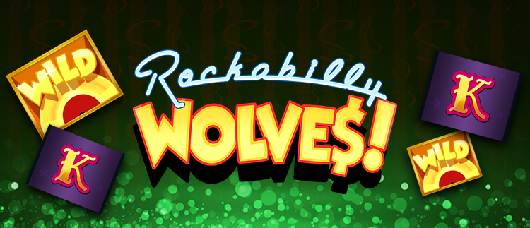 Rockabilly Wolves Online Slot Gaming Club Mobile