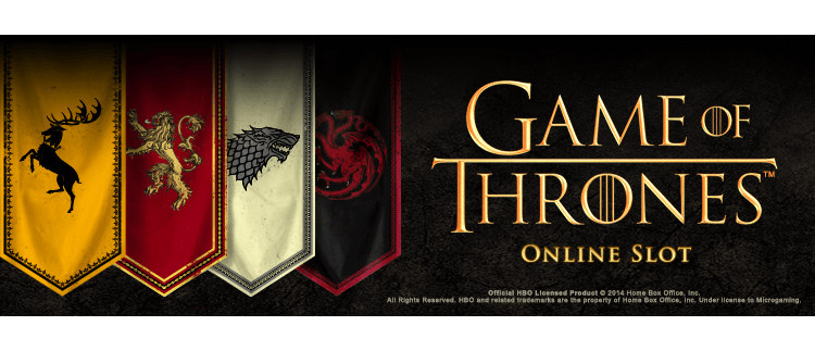 Game of Thrones Online Slot Gaming Club