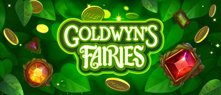 Goldwyn's Fairies Online Slot Game Gaming Club Online Casino