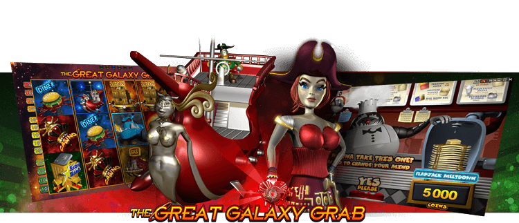The Great Galaxy Grab Online Slot Gaming Club Online Casino