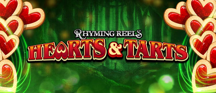 Hearts and Tarts Online Slot Game Gaming Club Casino