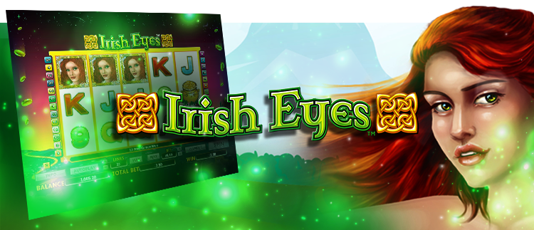 Irish Eyes Online Slot Gaming Club