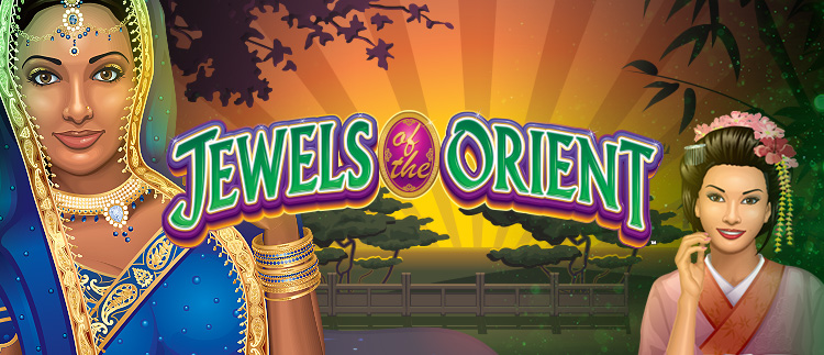 Jewels of the Orient Online Slot Gaming Club Online Casino