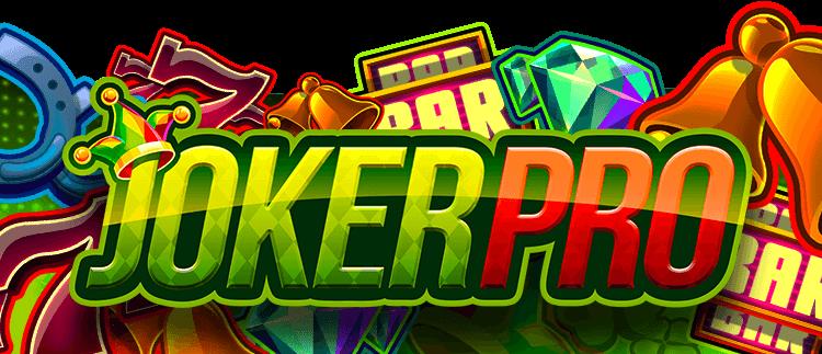 Joker Pro online slots gaming club