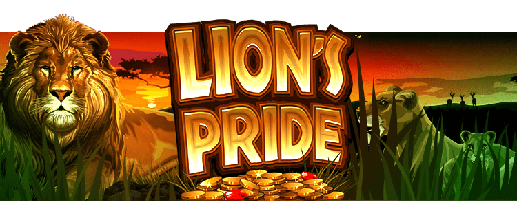 Lion's Pride Online Slot Gaming Club Online Casino