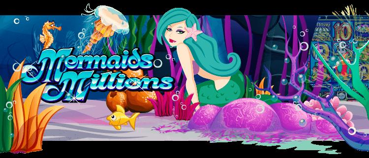 Mermaids Millions kolikkopelit Gaming Club