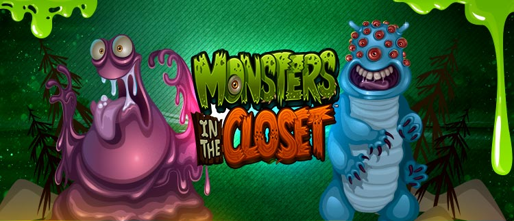 Monsters in the Closet Online Slot Gaming Club Online Casino