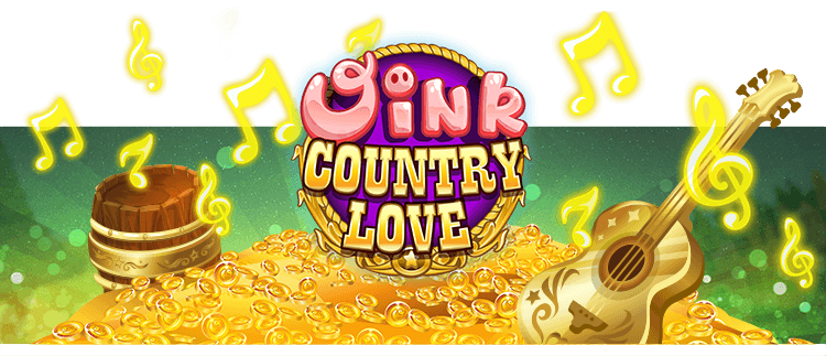 Oink Country Love Online Slot Gaming Club Online Casino