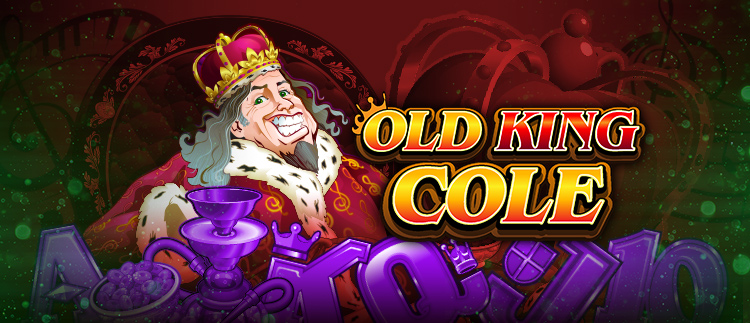 Old King Cole Online Slot Game Gaming Club Casino