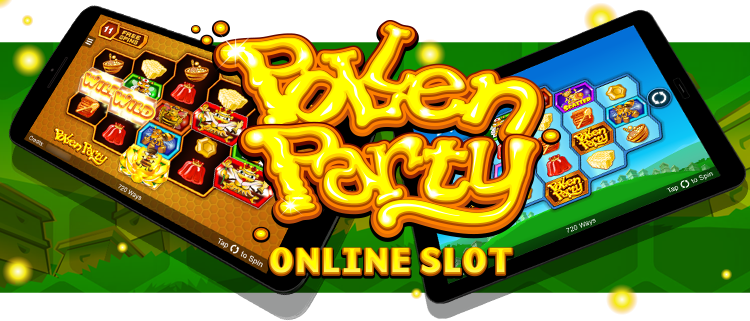 Pollen Party Online Slot Gaming Club Online Casino