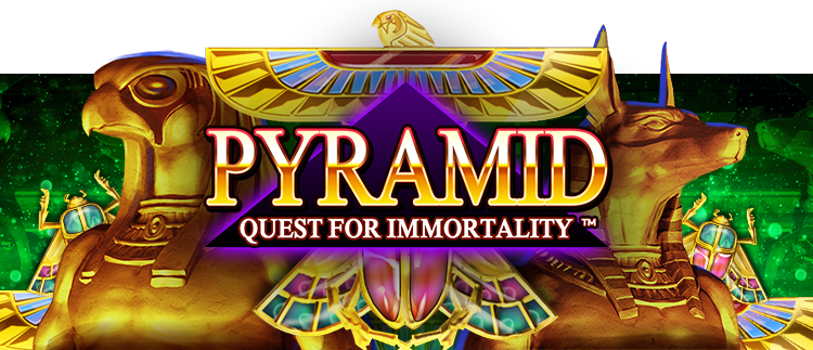 Pyramid - Quest for Immortality online slots gaming club