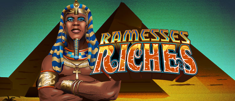 Ramesses Riches Online Slot Game Gaming Club Casino