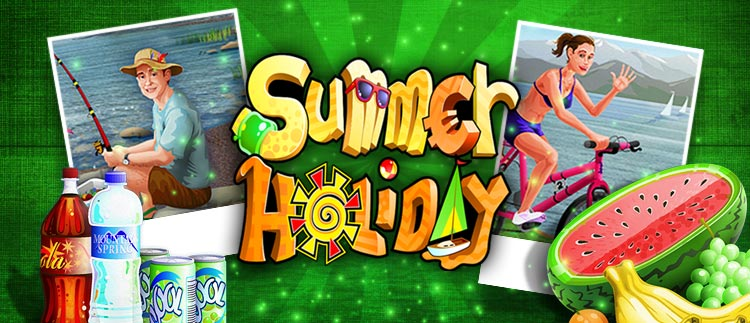 Summer Holiday Online Slot Game Gaming Club Casino