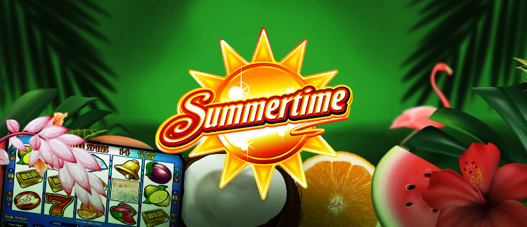 Summertime Online Slot Gaming Club Online Casino