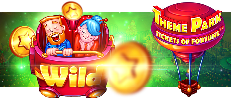 Theme Park - Tickets of Fortune online slots gaming club