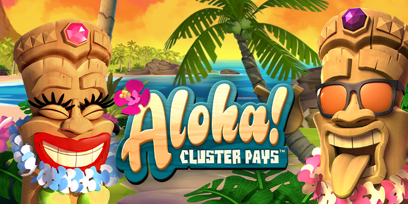 Aloha! Cluster Pays Game Review