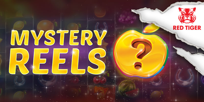 Red Tiger, Mystery Reels; All Slots Casino
