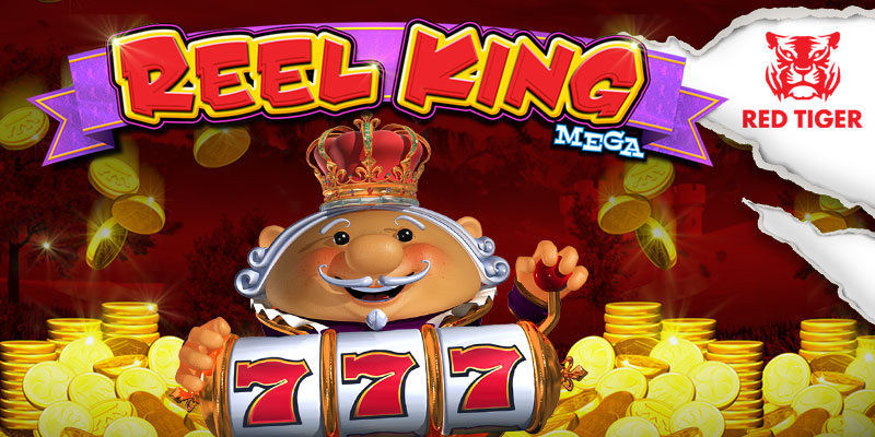 Red Tiger | Reel King | All Slots