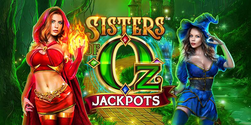 Sisters of Oz™ Jackpots online slot