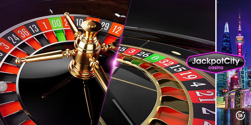 Roulette Variante im Online Casino | JackpotCity Luxemburg