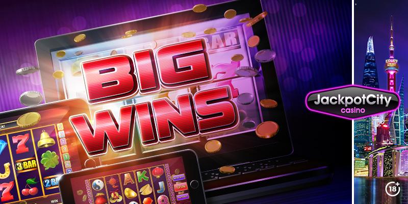 Große Gewinne im Online Casino