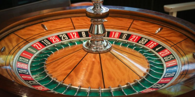 Close-up of a Roulette Wheel; JackpotCity Casino Blog