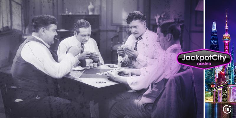 Alt: Die Geschichte des Poker | JackpotCity Online Casino