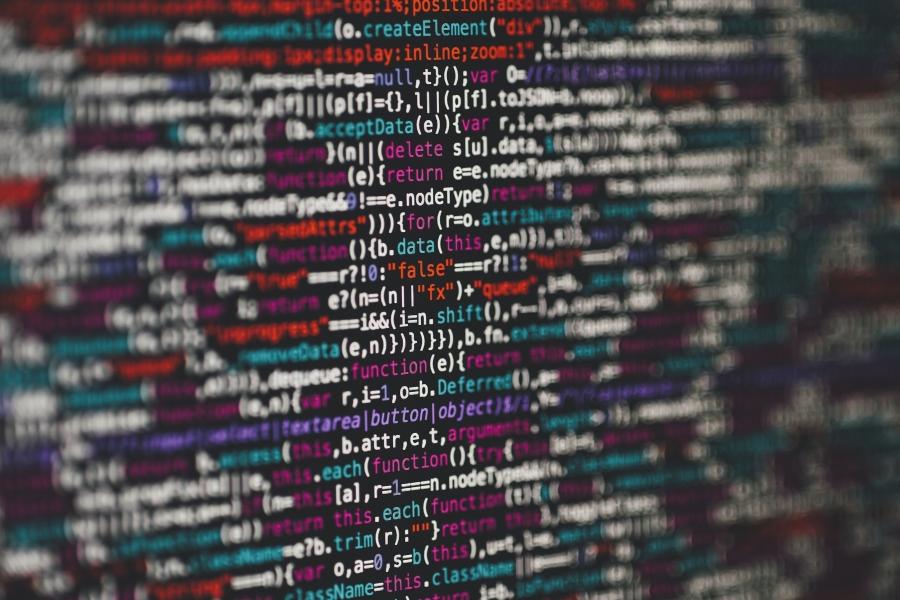 Lines of computer code; JackpotCity Casino Blog